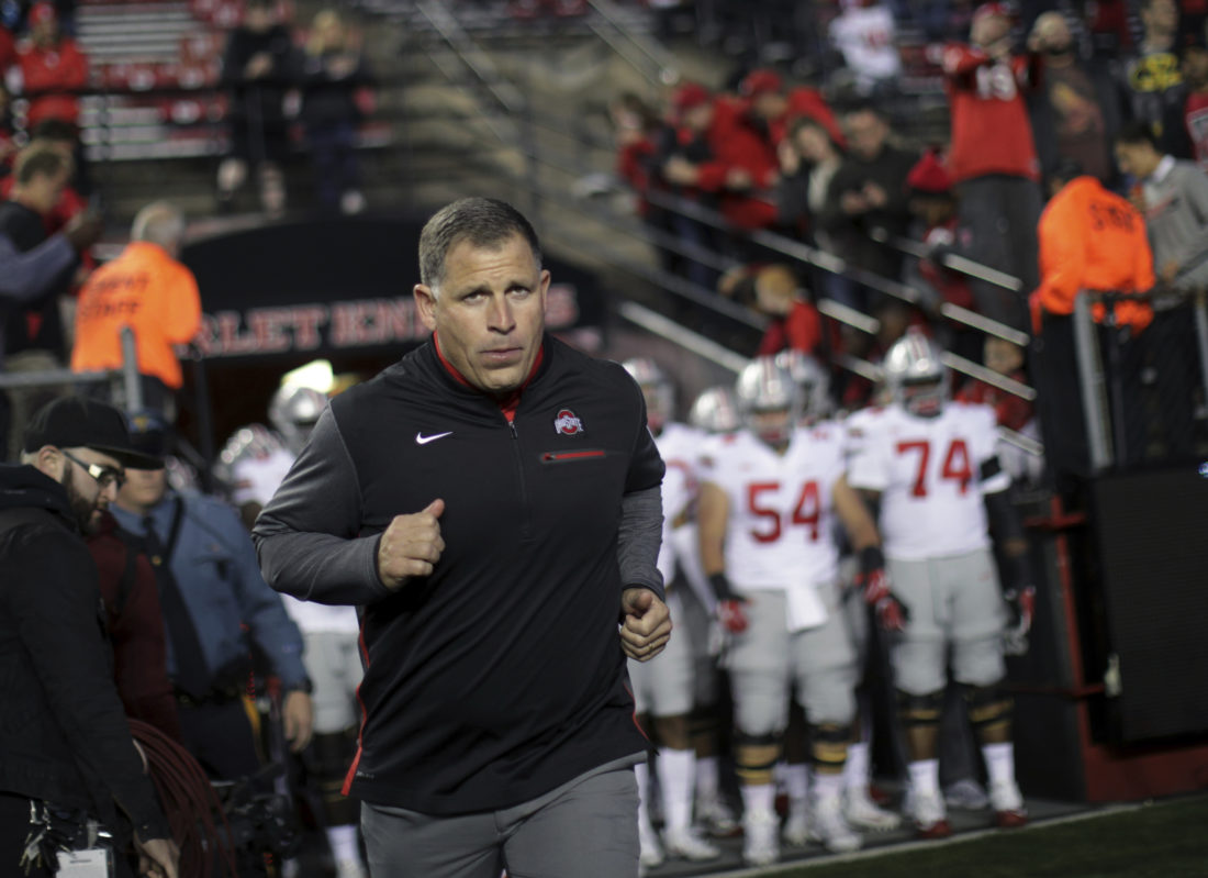 "ASSOCIATED PRESS Penn State trustee Anthony Lubrano defended Greg Schiano Monday, saying ""he had nothing to do with the Sandusky scandal."""