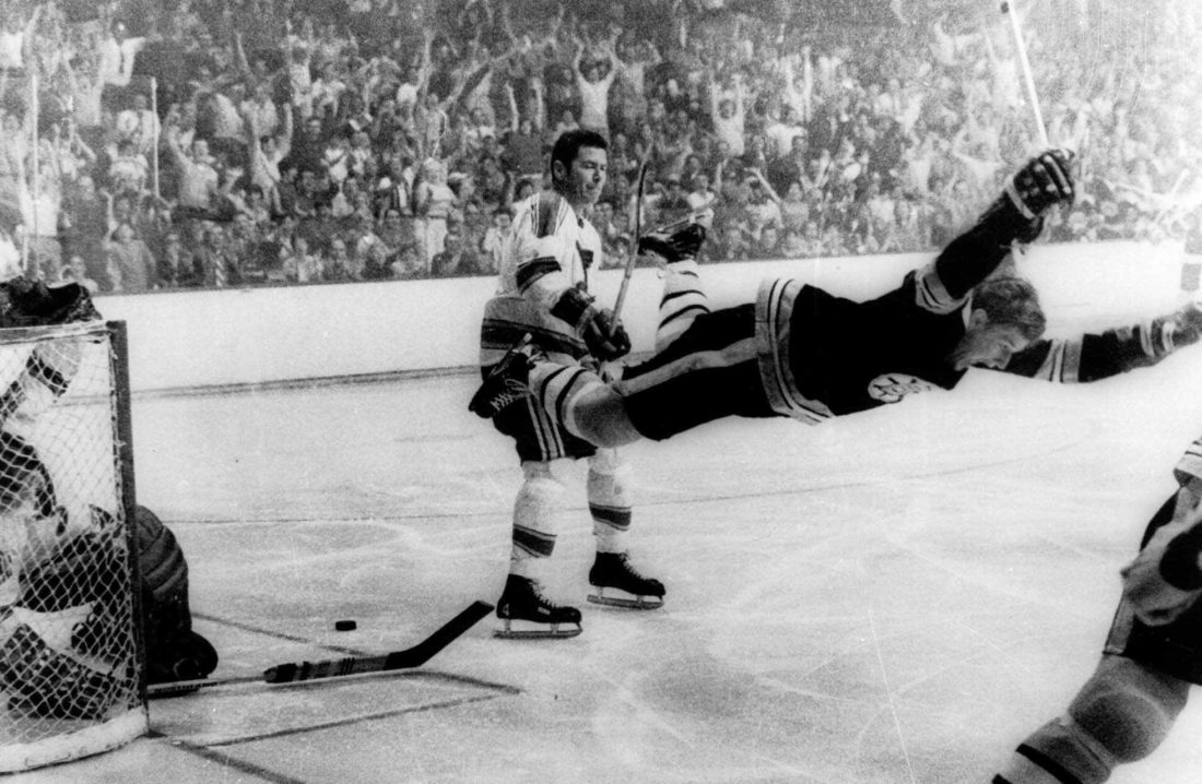 Orr\'s 1970 Cup-winning goal remains top moment | News, Sports ...