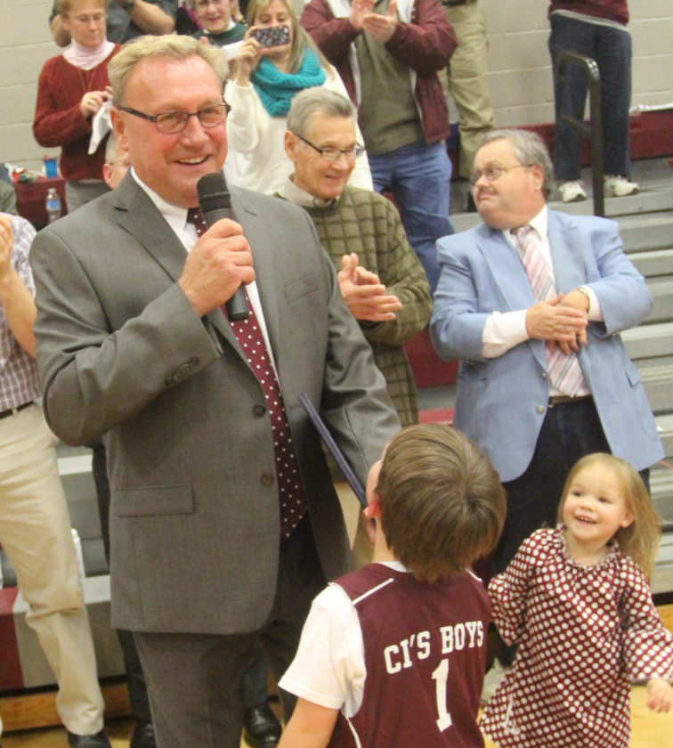 8. Loyalsock boys basketball coach Ron Insinger inducted into Pennsylvania Sports Hall of Fame.