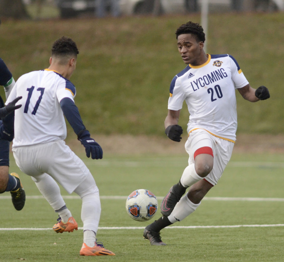 9. Lycoming men's soccer wins a program record 19 games and reaches the second round of the NCAA Division III playoffs.