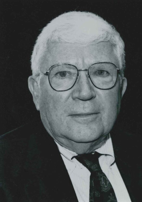 Jim Tarman was Penn State athletic director from 1982-93.
