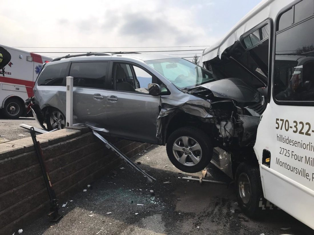 4-vehicle crash in city injures 1 | News, Sports, Jobs ...
