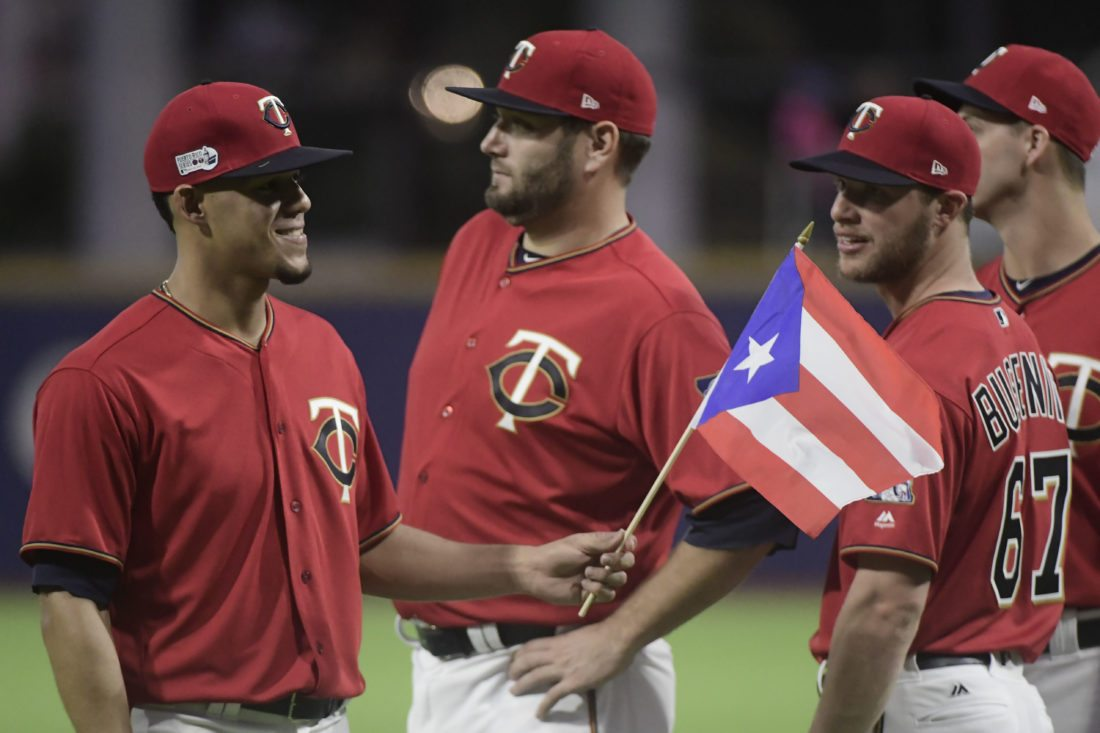 Indians donate $37000 for hurricane relief in Puerto Rico