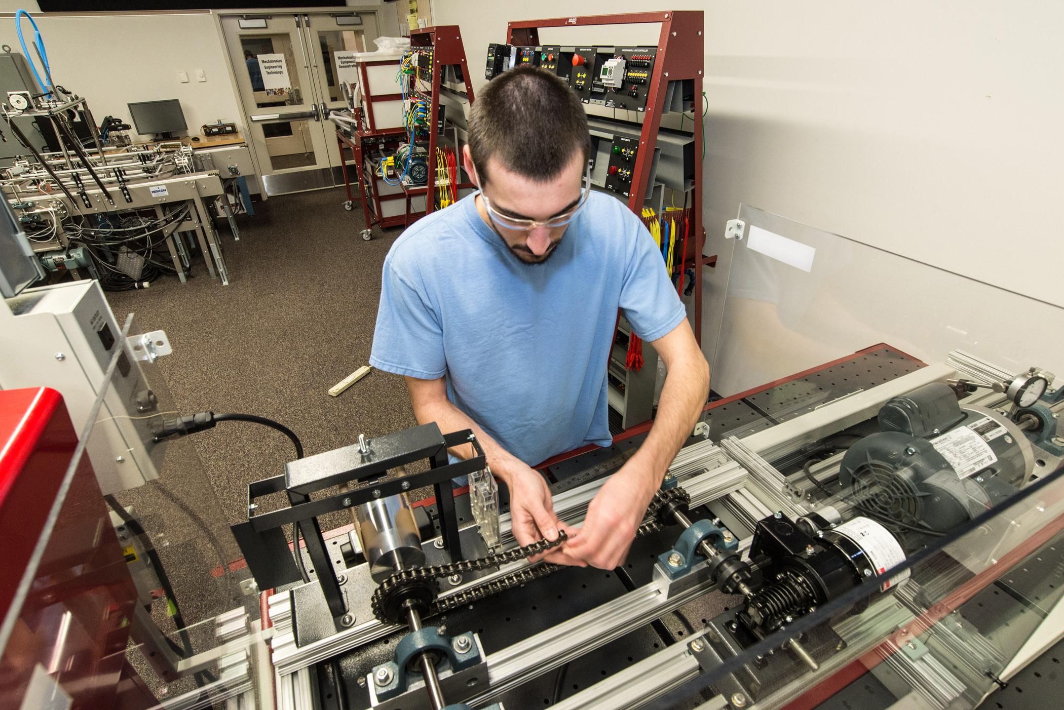 Penn College's new automation technology degrees | News, Sports, Jobs - Williamsport Sun-Gazette