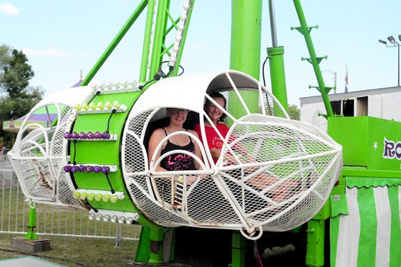 Many rides and vendors to choose from | News, Sports, Jobs - The ...