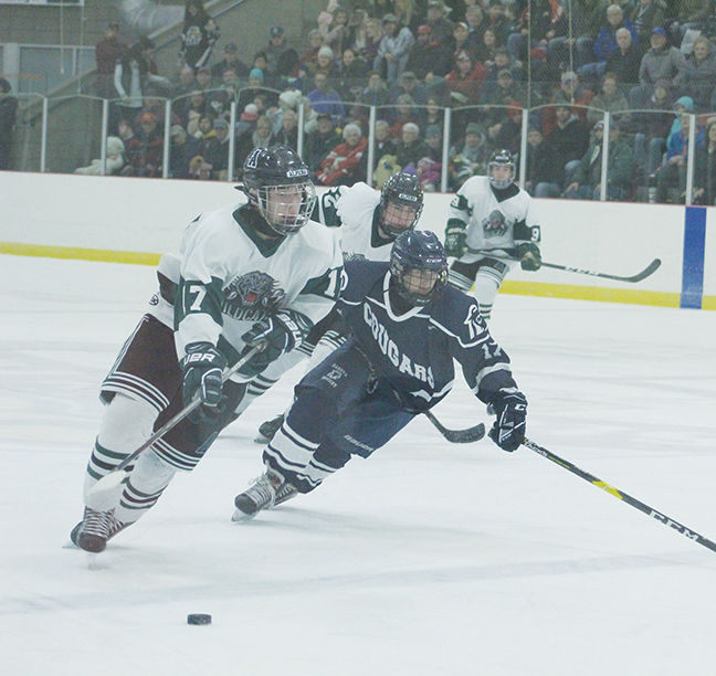 Northern Lights Arena Stampede: Overtime Thriller: Wildcats Remain Unbeaten With Victory