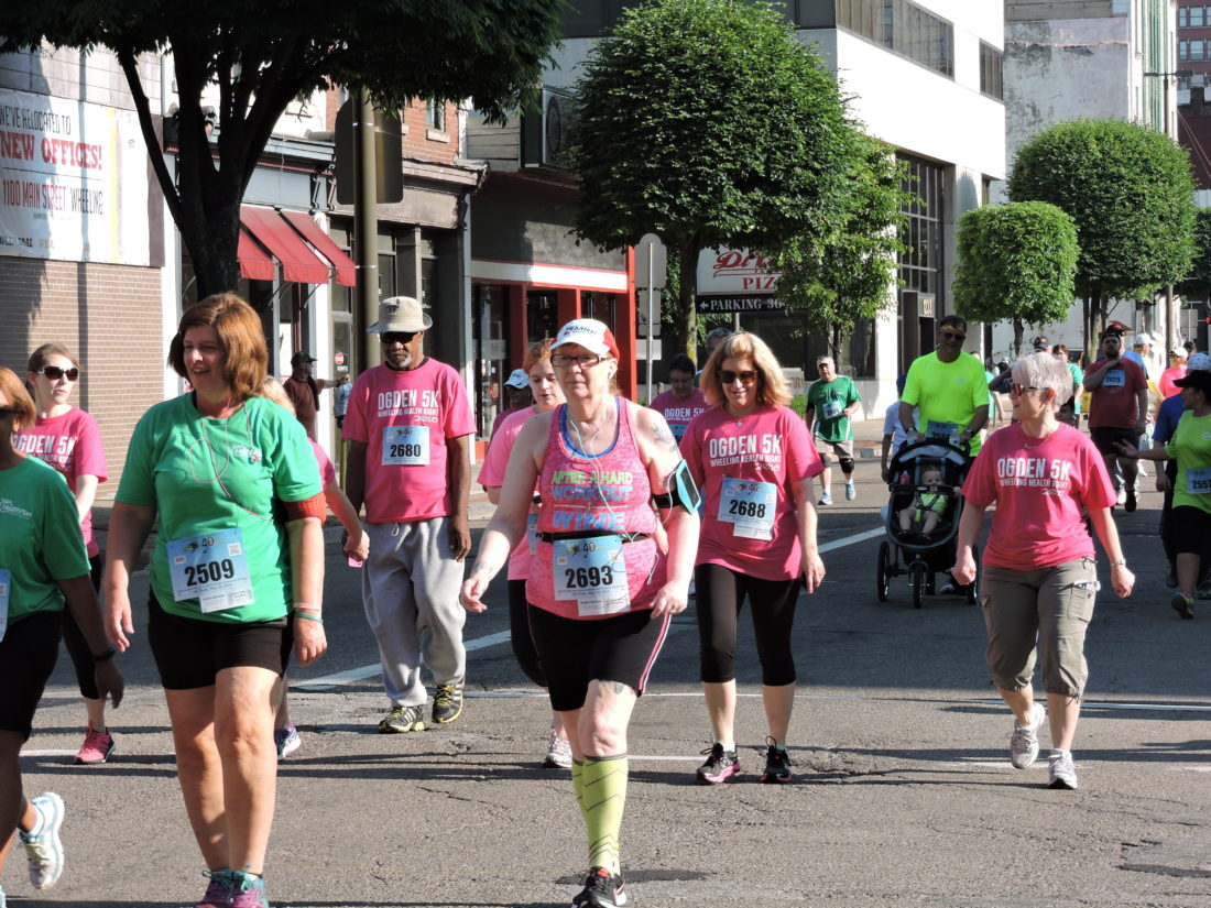 Watch How Walkers Can Get Started Running video