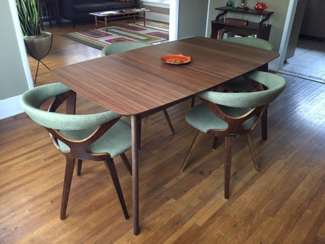 ... Dining Room Tables And Chairs At Los Angeles Store Sunbeam Vintage,  Which Sells New, On Site Handmade, Imported And Vintage Furniture, ...
