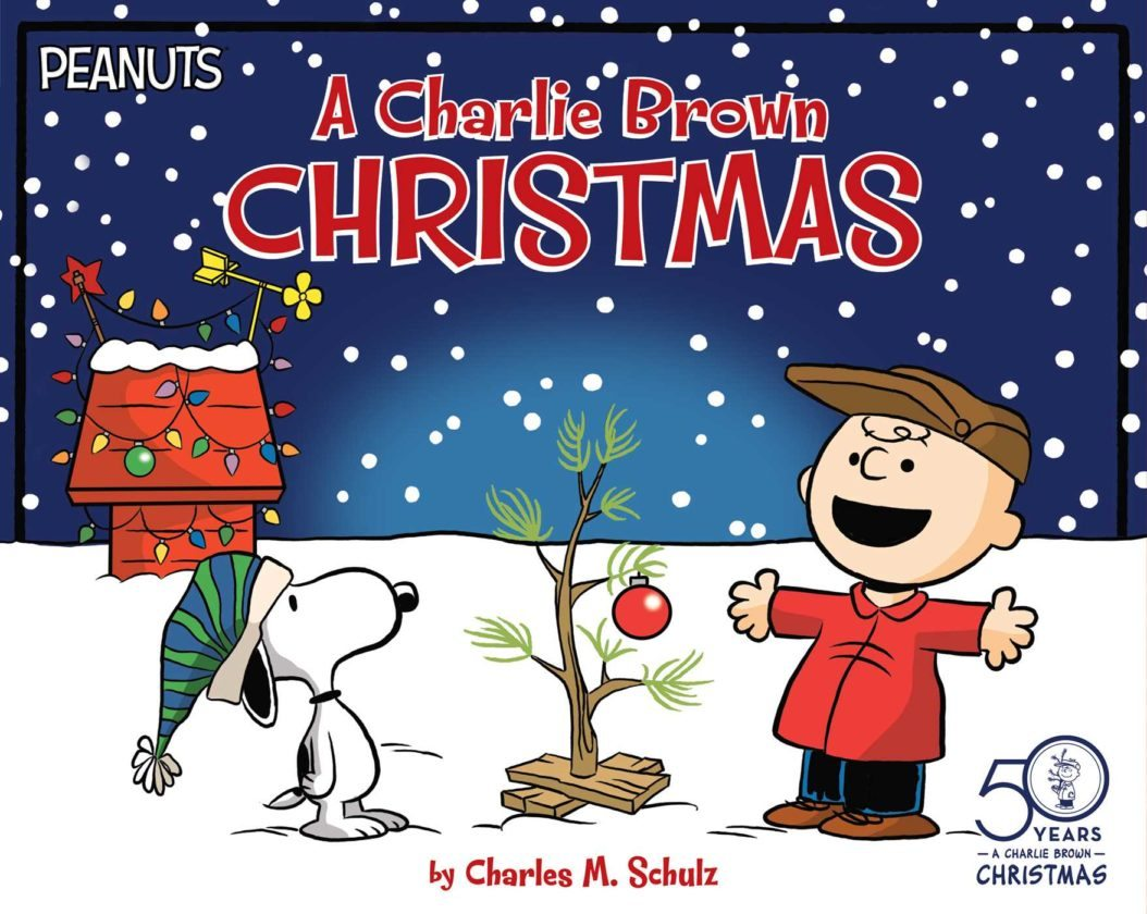 A Charlie Brown Christmas Tree