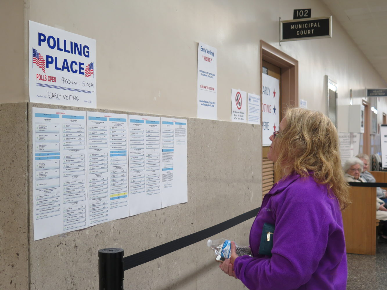 More Than 1,700 Vote Early on First Day in Northern West Virginia ...
