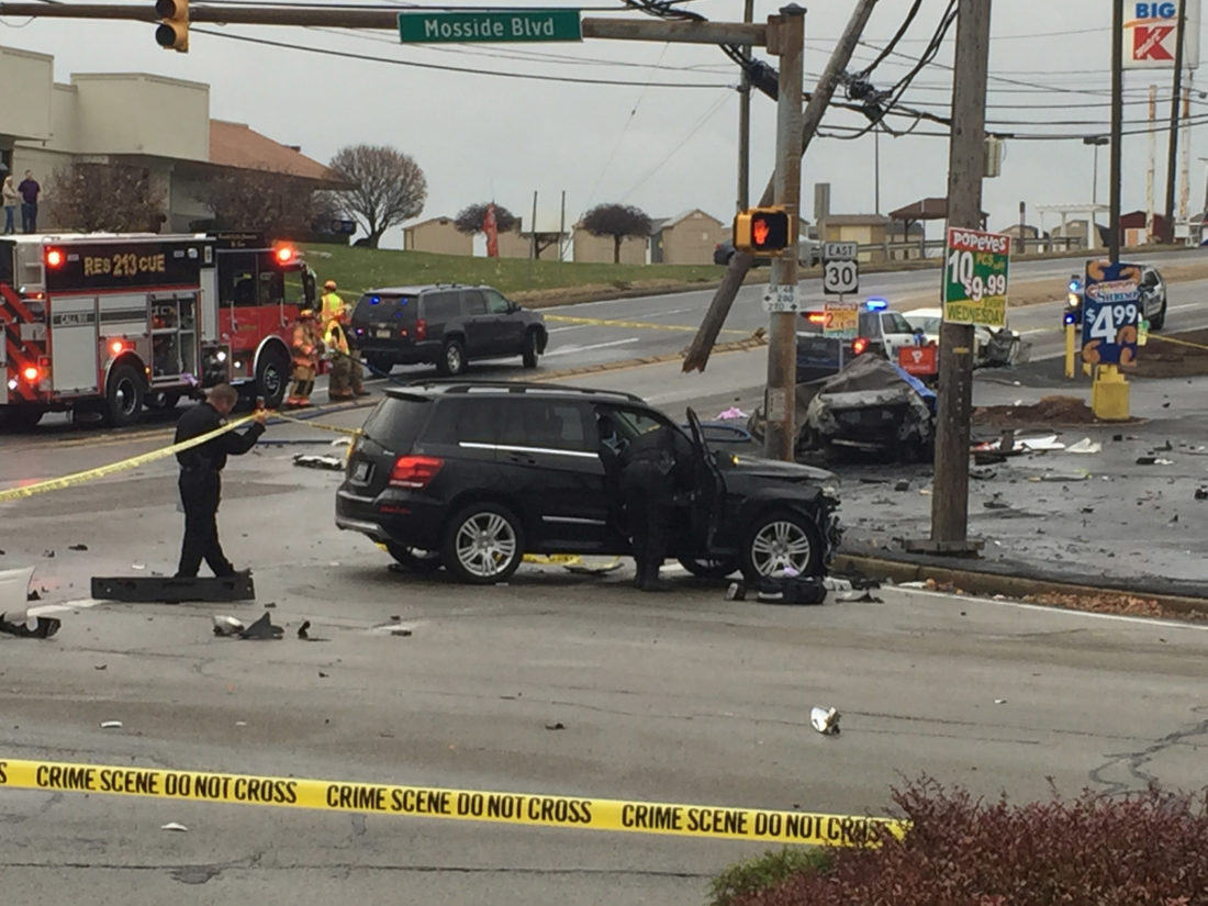 driver topped 100 mph before fatal accident in pittsburgh | news