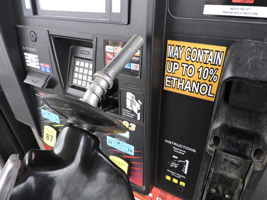 Environmental Protection Agency  officials  continue  clashing with oil and natural gas industry leaders  regarding the Renewable Fuel Standard, which requires ethanol to be blended into gasoline.  Photo by  Casey Junkins