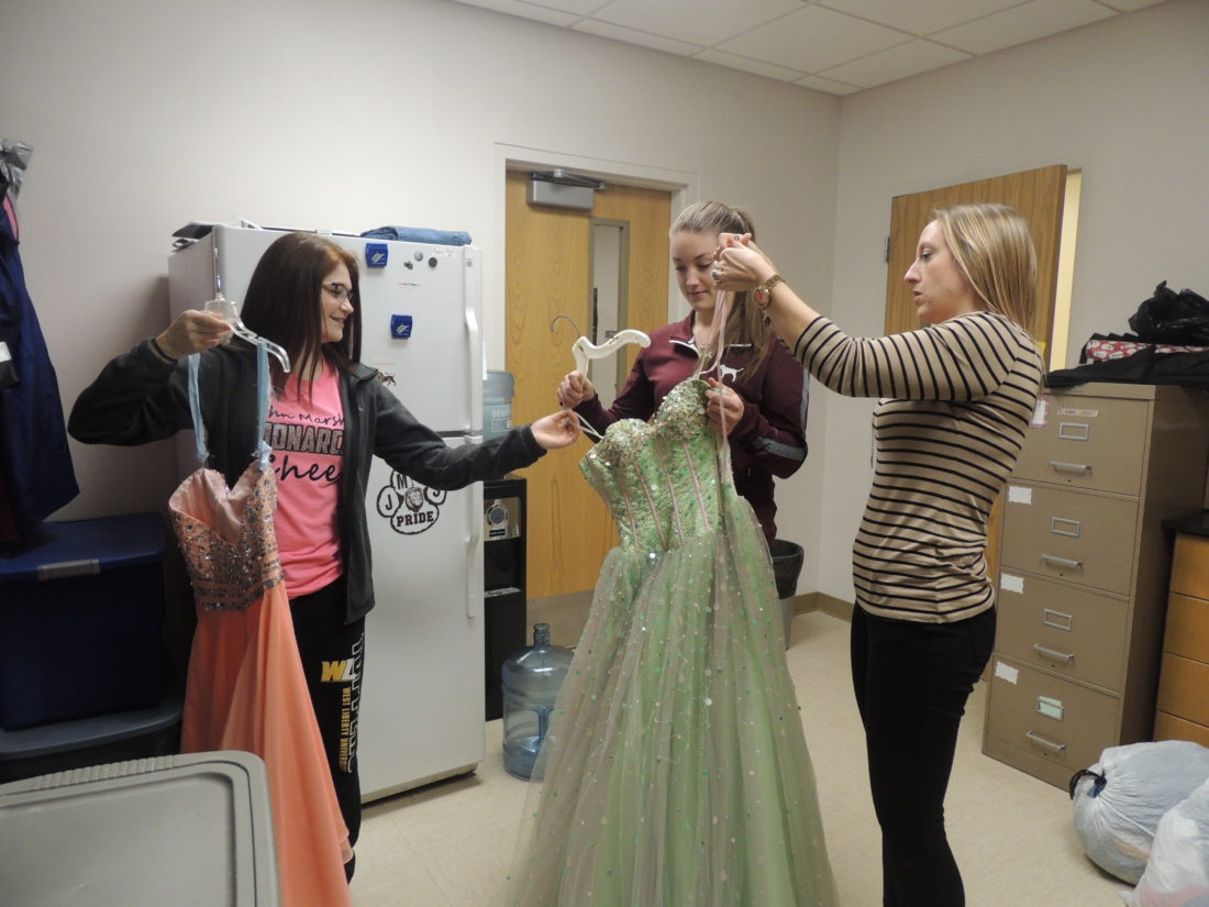JMHS to Host Prom Dress Event | News, Sports, Jobs - The Intelligencer