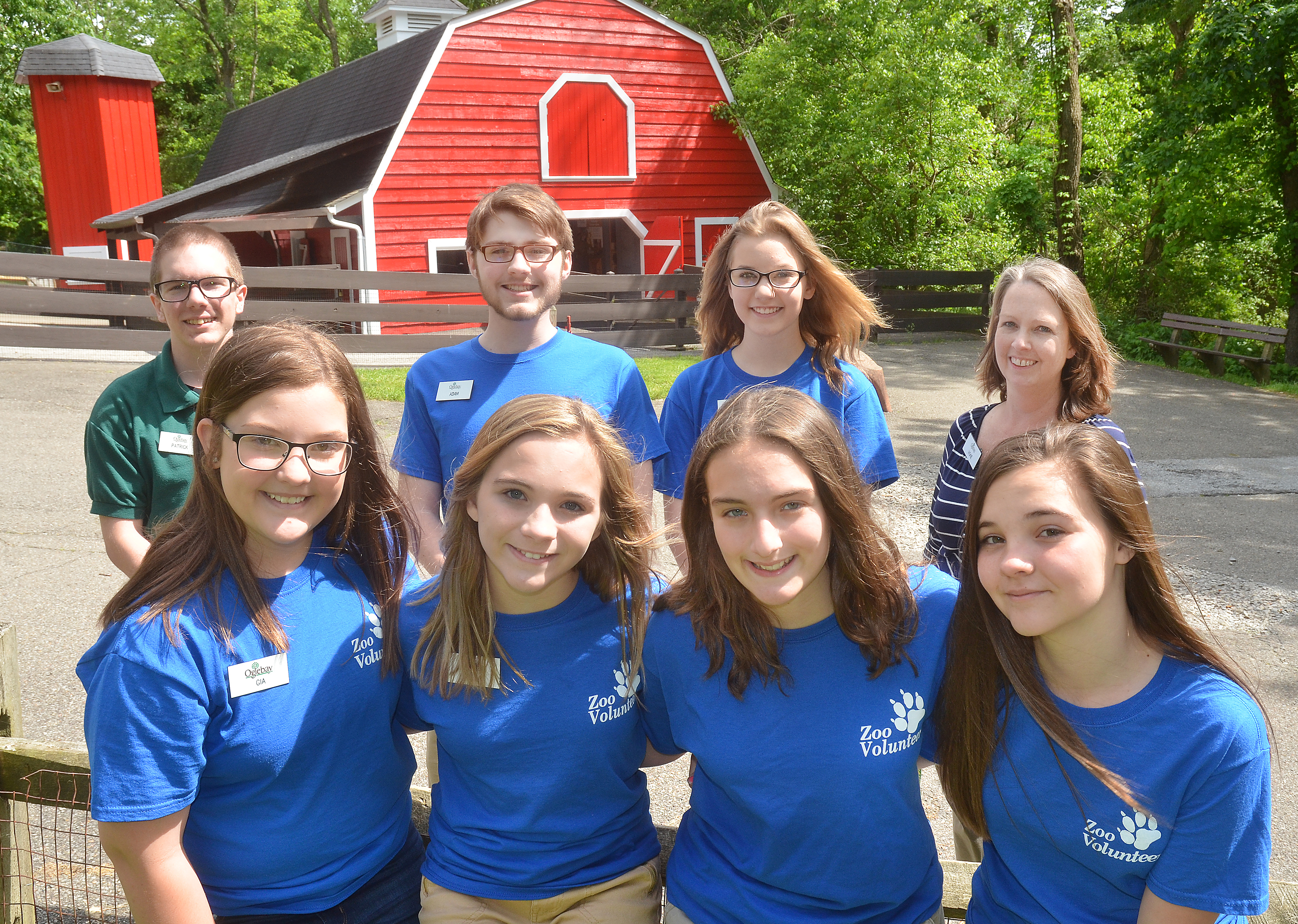 Our Lady of Peace Students Find Satisfaction In Volunteering for