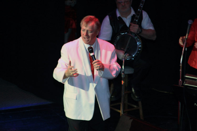 The Victoria Jamboree 1228 Market St, will have its 22nd annual Father's Day show at 7 p.m. Saturday, June 17. Along with the Friendly City Band, guests will be: Dennis Regling, a master magician; Diane Parsons, Mary Lowers, Bill Sinclair, Bill Cutright, Diane Jordan and Earl Brown. For information, call 304-233-7464 or 304-242-1313. Pictured is Ray Zeakes, voice of the Victoria Jamboree for more than 22 years.