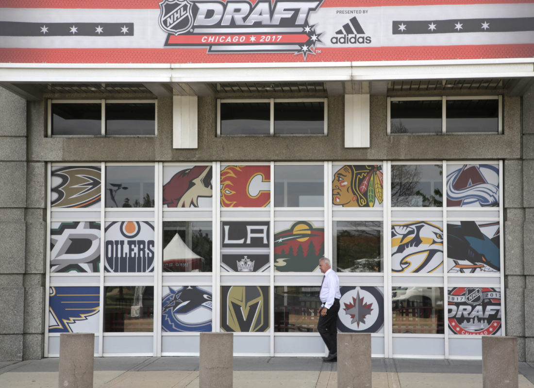 NHL Draft Preview: Mock Draft