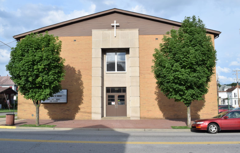 Photo by Scott McCloskey All Saints Catholic School in Moundsville won't reopen for the 2017-18 school year, Diocese of Wheeling-Charleston officials announced Thursday.