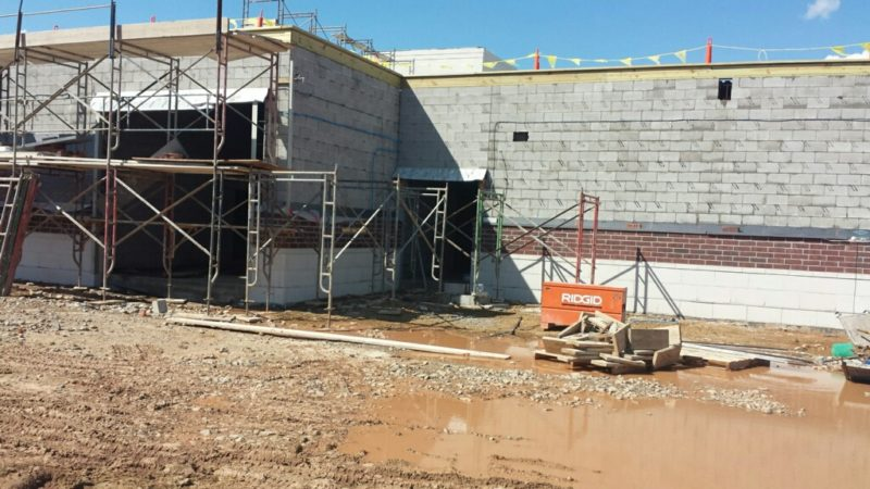 Photo Provided Monroe County's new jail is under construction and set to be completed in December.