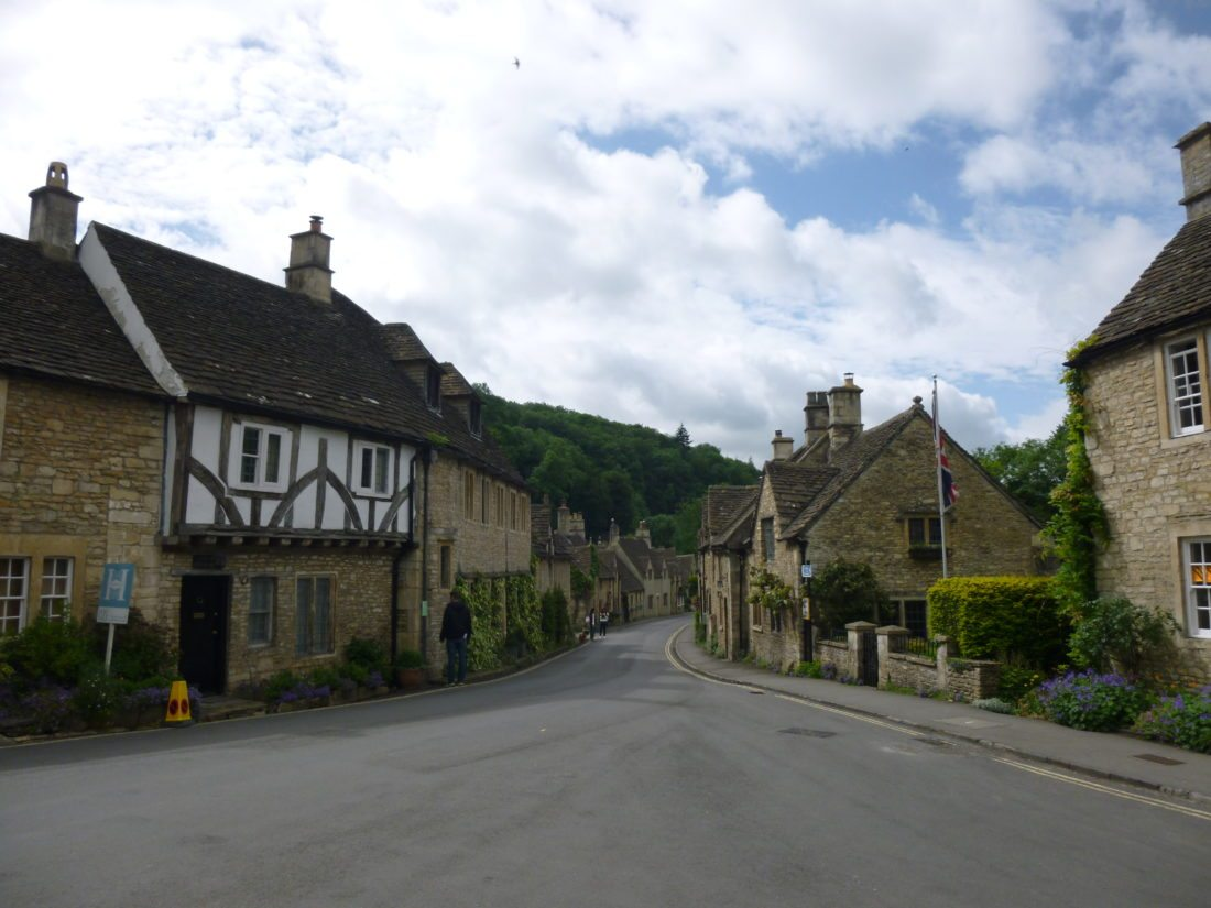 "Located in the picturesque Cotswolds, Castle Combe has been called ""the prettiest     village in England."" The     original movie version of ""Doctor Doolittle"" and     ""War Horse"" were filmed in the village, which also was featured in ""Downton Abbey."""