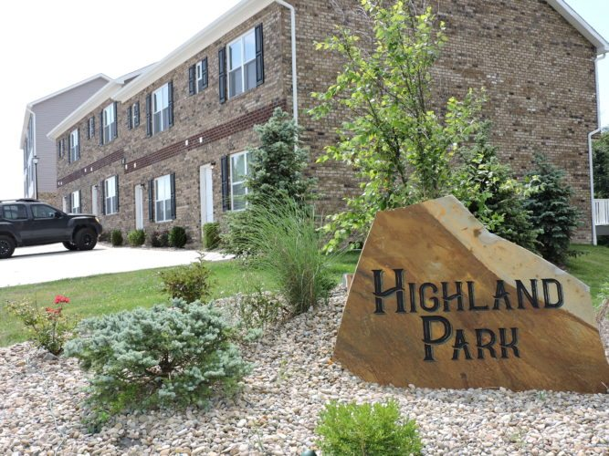 Photo by Casey Junkins About 200 rental units are now available at Highland Park, near The Highlands in Ohio County, with the possible construction of more on the way.