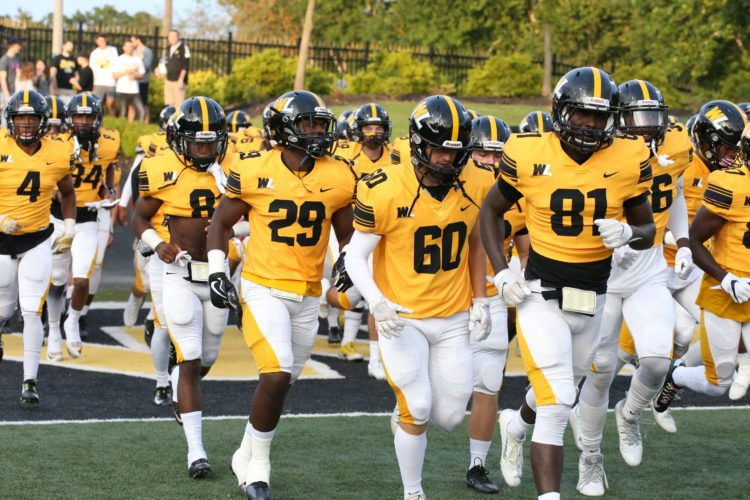 File Photo by Alex Kozlowski TheWest Liberty Hilltoppers look to bounce back after suffering a loss to West Virginia Wesleyan last week.