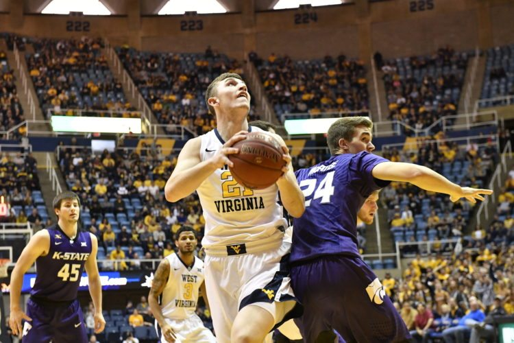 Photo Provided by WVU Former Cameron standout Logan Routt recently earned a scholarship two years after walking on to the West Virginia University men's basketball team.