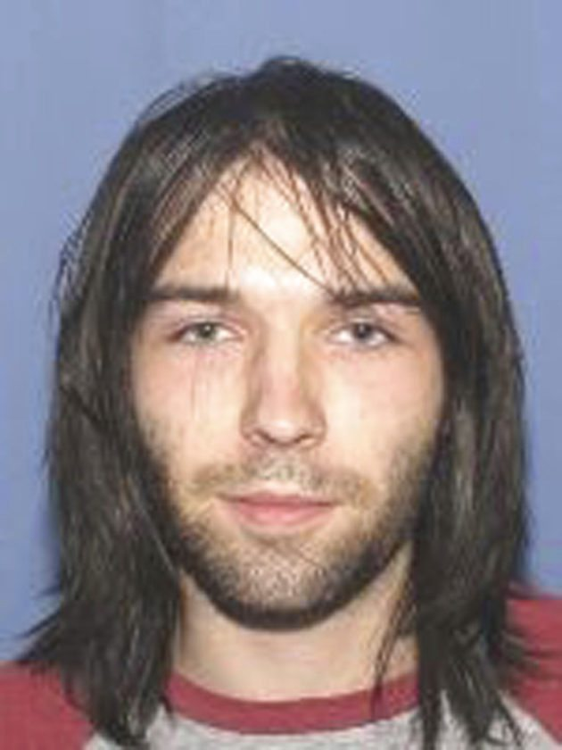 """This undated photo provided by the Lawrence County Ohio Sheriff's Office shows Aaron Lawson. Multiple people were found fatally shot and another person was discovered stabbed and critically wounded at a pair of residences in southeast Ohio. Officials were hunting Thursday, Oct. 12, 2017, for Lawson, whom they called a """"person of interest"""" in the attacks. (Lawrence County Ohio Sheriff's Office via AP)"""