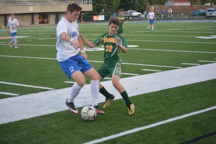 Park Soccer for Intell