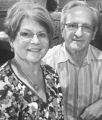 Susan and Arthur Stricklin