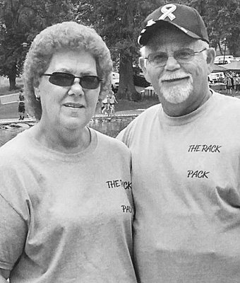 Frank and Judy White