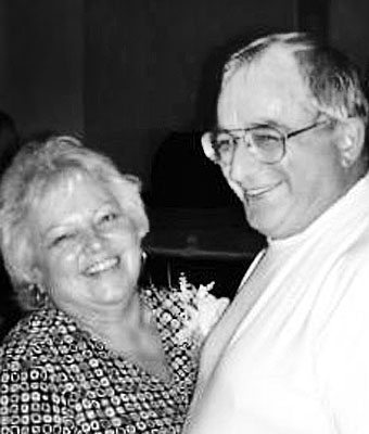 Stanley and Mary Jane Rogerson