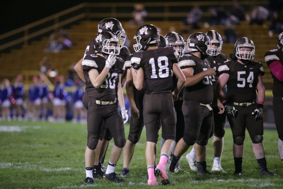Photo by Alex Kozlowski John Marshall is one of four local teams left in the playoffs along with Wheeling Central in West Virginia and Steubenville and River in Ohio.