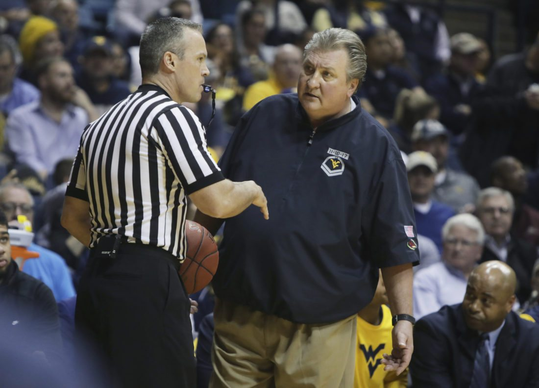No. 18 WVU, Pitt renew rivalry in Backyard Brawl