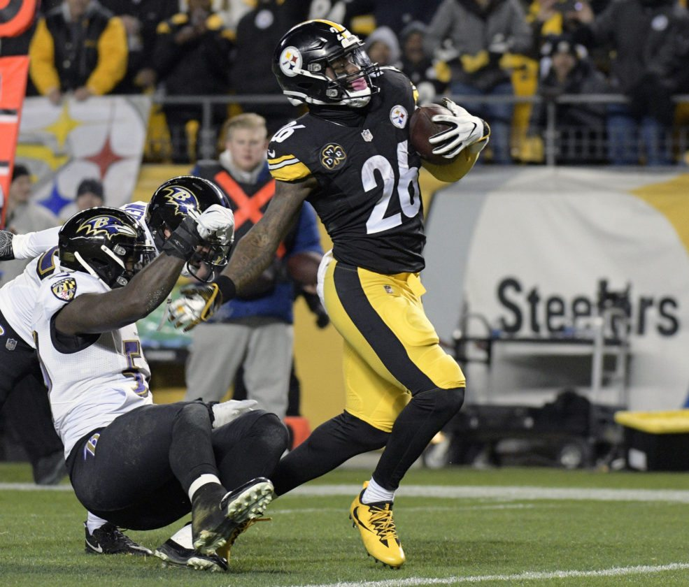 Pittsburgh Locks Up AFC North