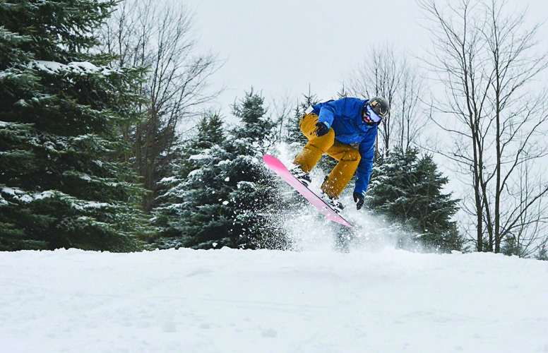 Photo Provided Ski and snowboard enthusiasts can enjoy the slopes at Seven Springs Mountain Resort with the official start of the 2017-18 ski season to begin Friday.
