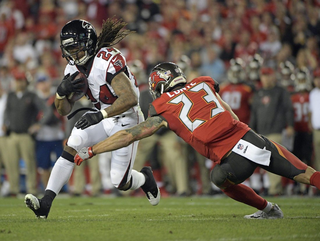 Atlanta Falcons Jobs >> Freeman Falcons Edge Bucs News Sports Jobs The Intelligencer
