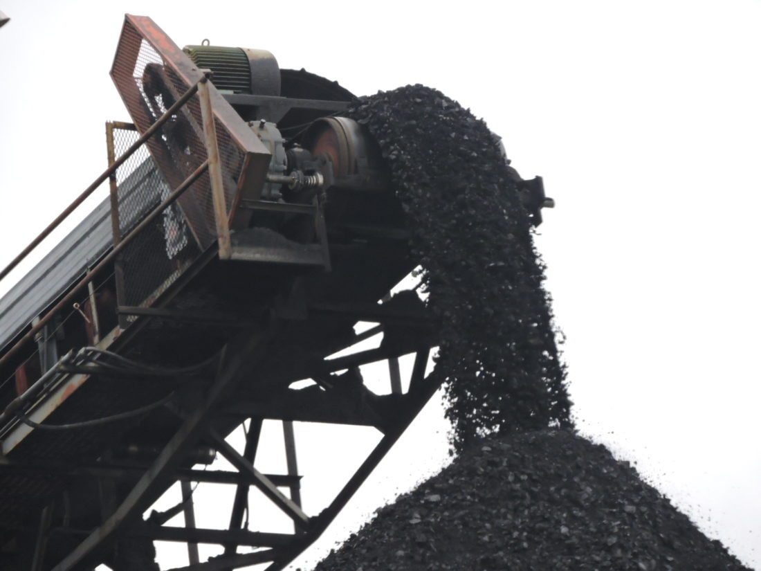 """Photo by Casey Junkins Even as coal producers continue mining throughout the Upper Ohio Valley, the Paris-based International Energy Agency predicts a """"decade of stagnation"""" for the industry."""