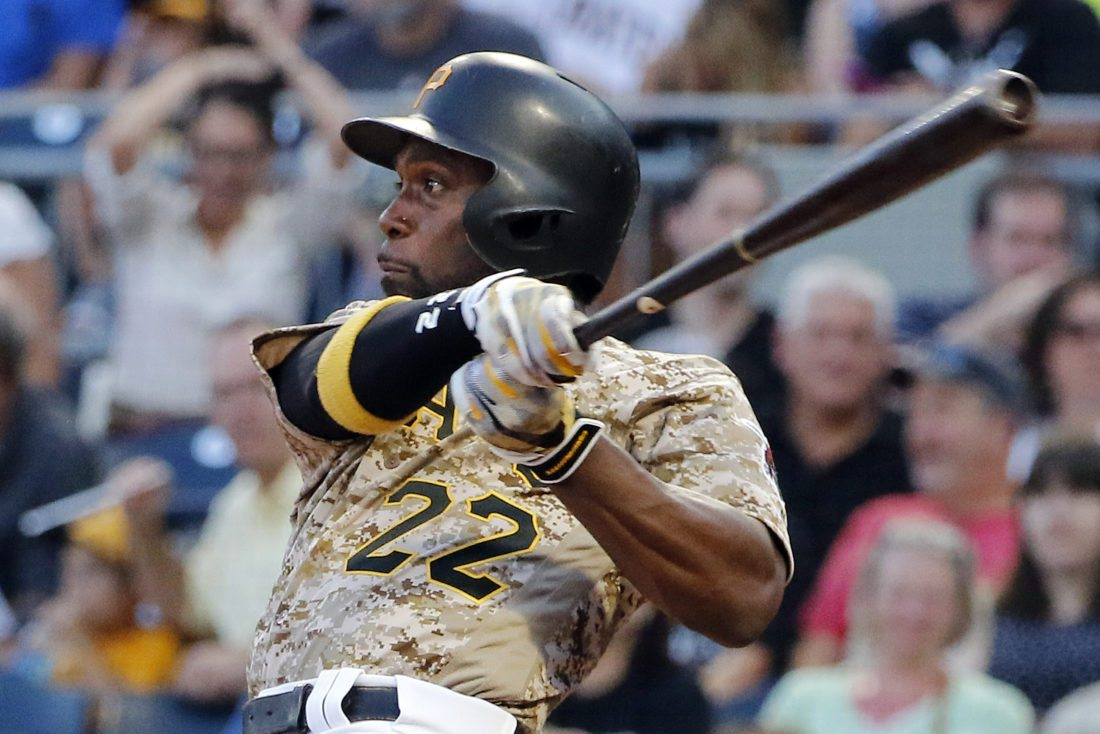 Giants bolster outfield via trade for 2013 MVP, McCutchen