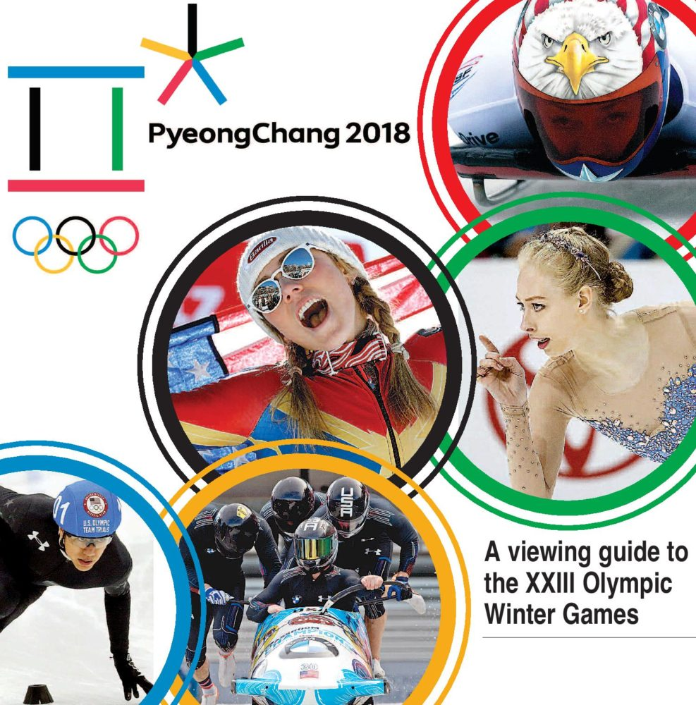 Winter Olympics Viewing Guide