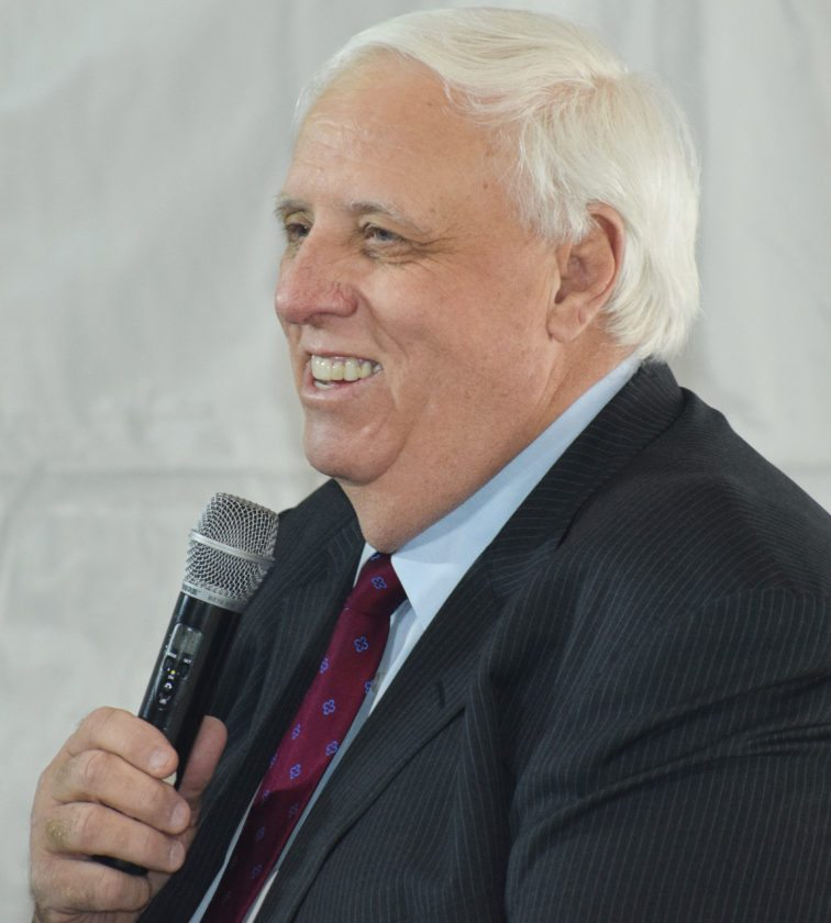 West Virginia Governor Jim Justice declares State of Emergency