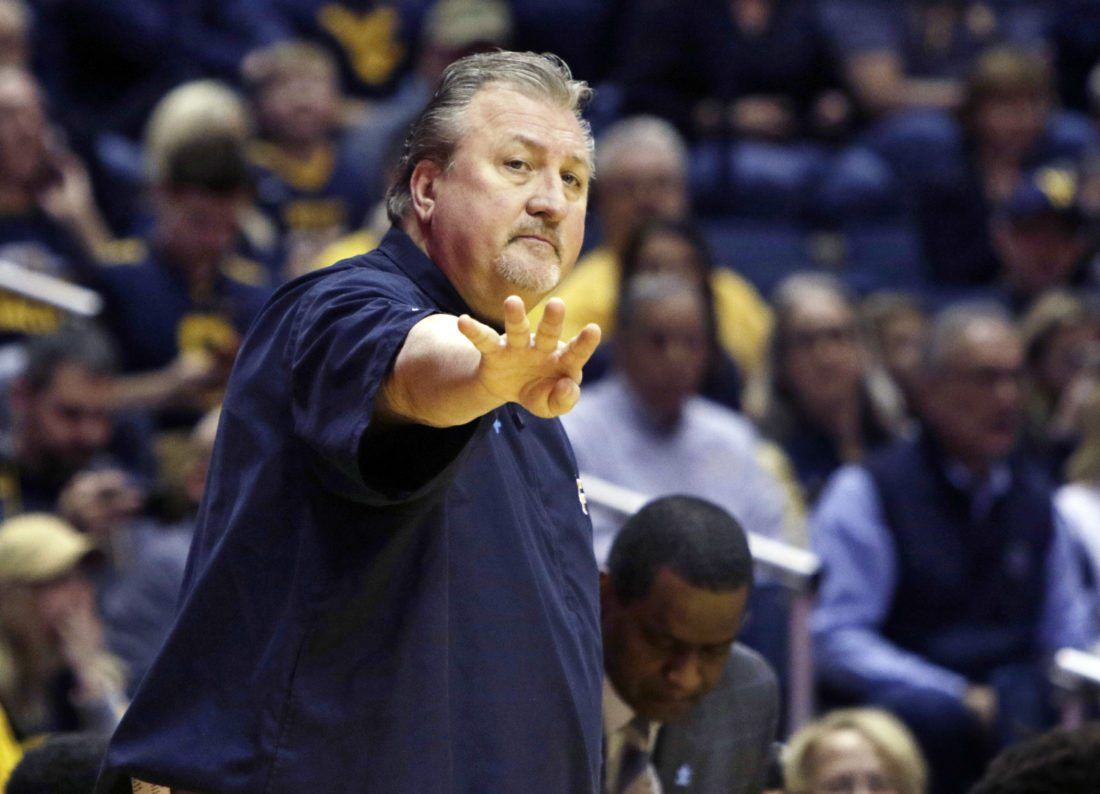 WVU earns No. 5 seed in NCAA Tournament