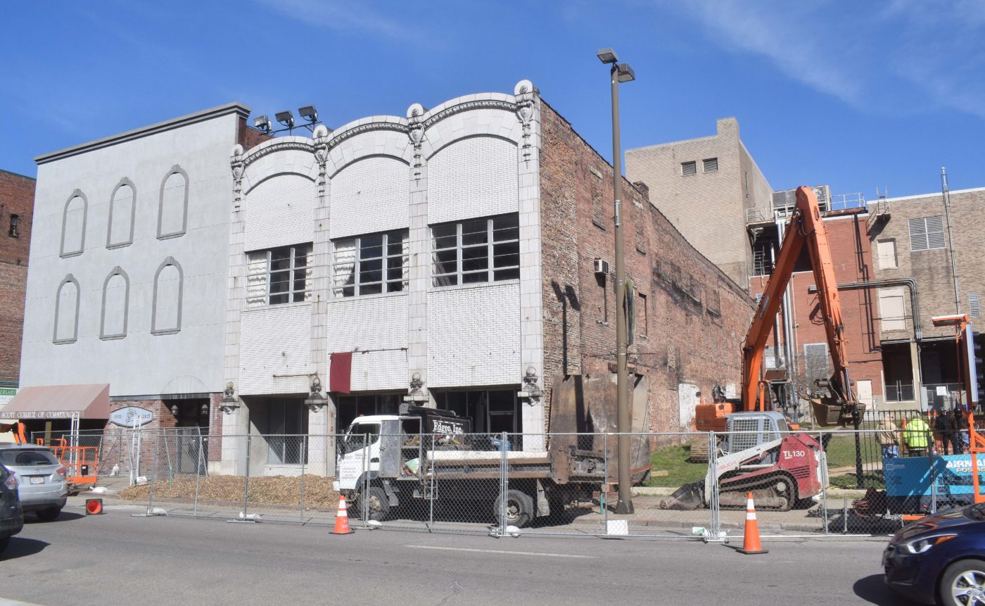 Former Kirk S Art Supply Store To Become A Blank Canvas In