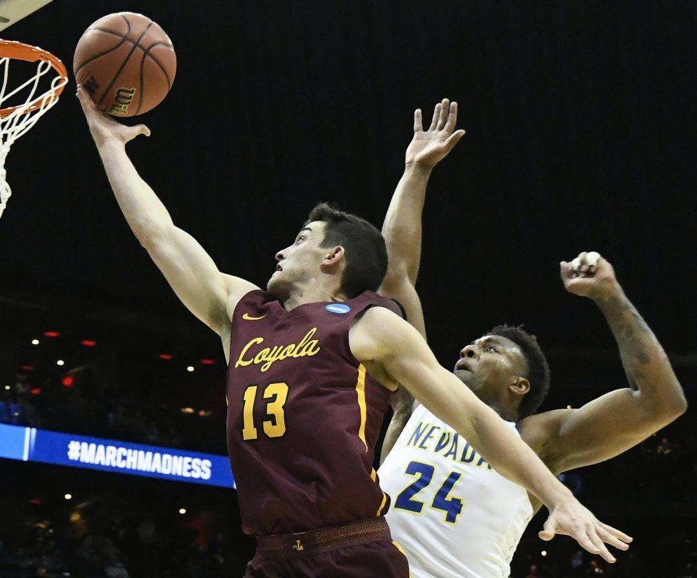 Loyola, K-State an unlikely matchup