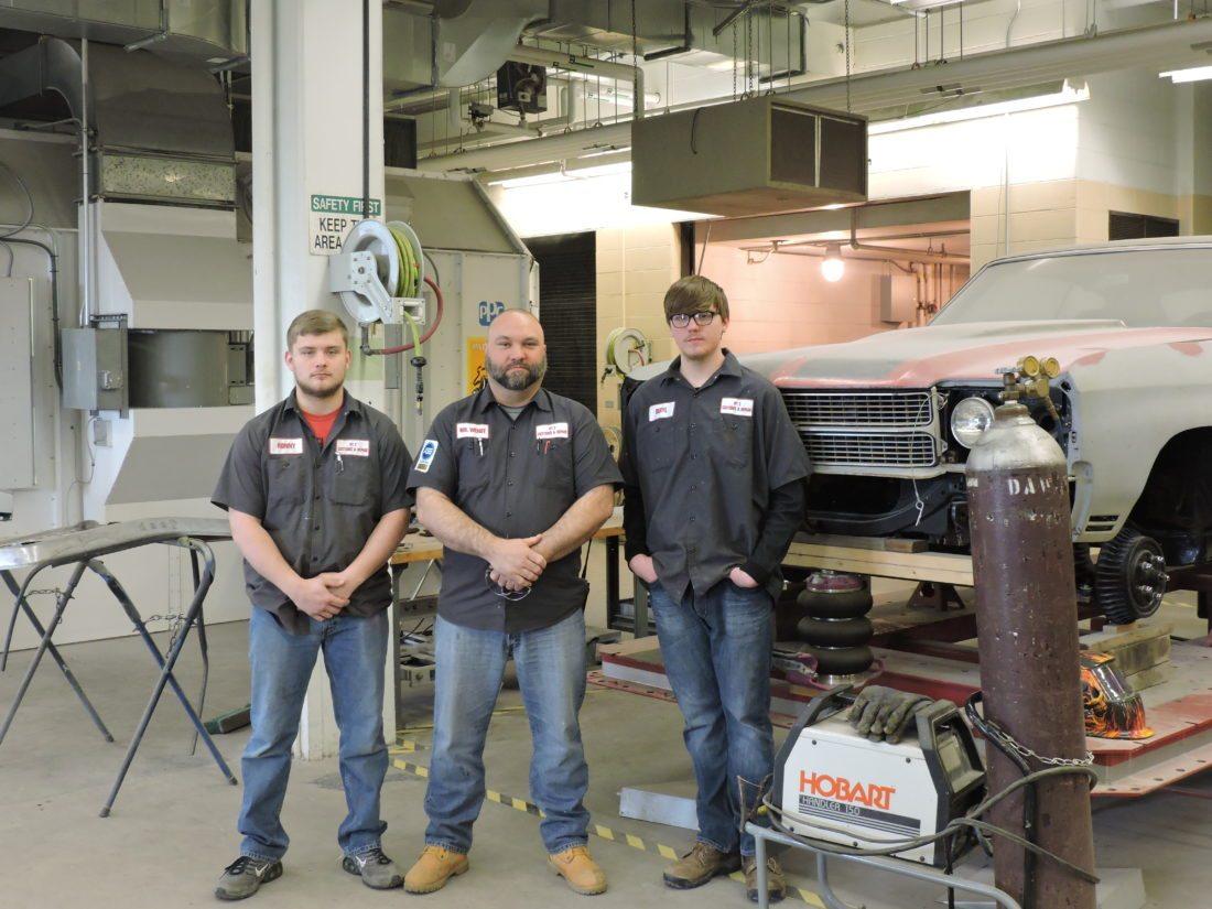 John Marshall High School Auto Repair Program Gets Careers Into Gear
