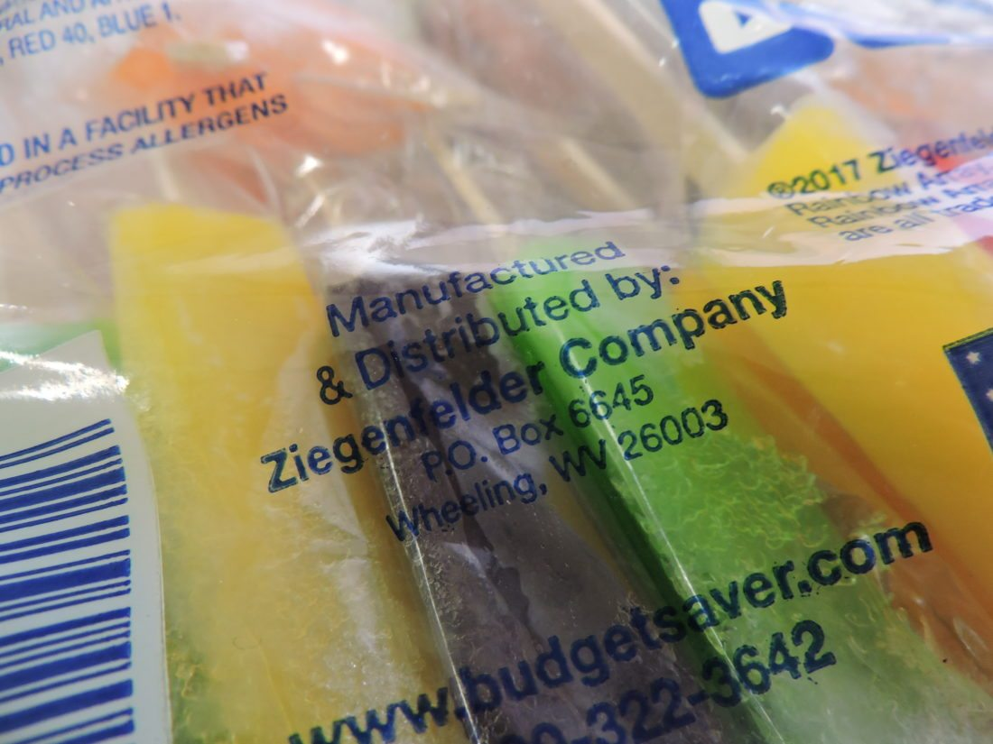 Ice pops sold in AR & TX recalled over possible listeria contamination