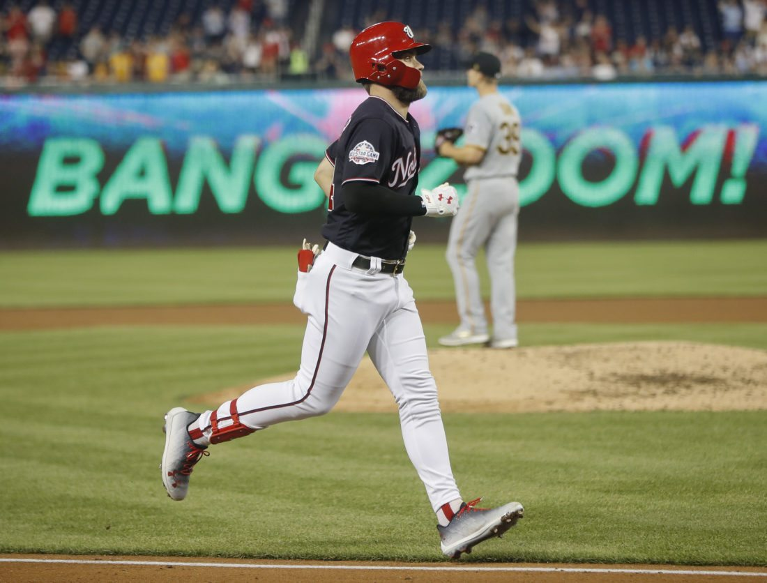Lost opportunities, a couple of bad pitches lead to sweep of Pirates