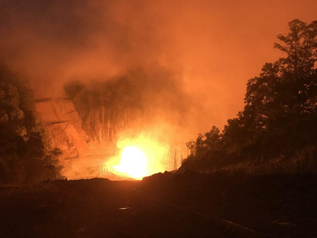 Moundsville Pipeline Explosion Under Investigation | News, Sports