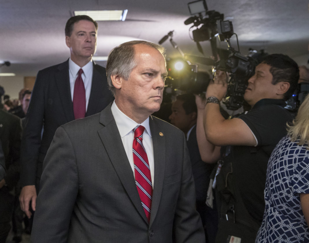 Sens. Burr & Warner express disappointment over indictment of former Intel committee aide