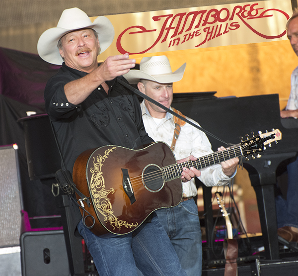 Alan Jackson Garage : Jamboree in the hills spans generations news sports