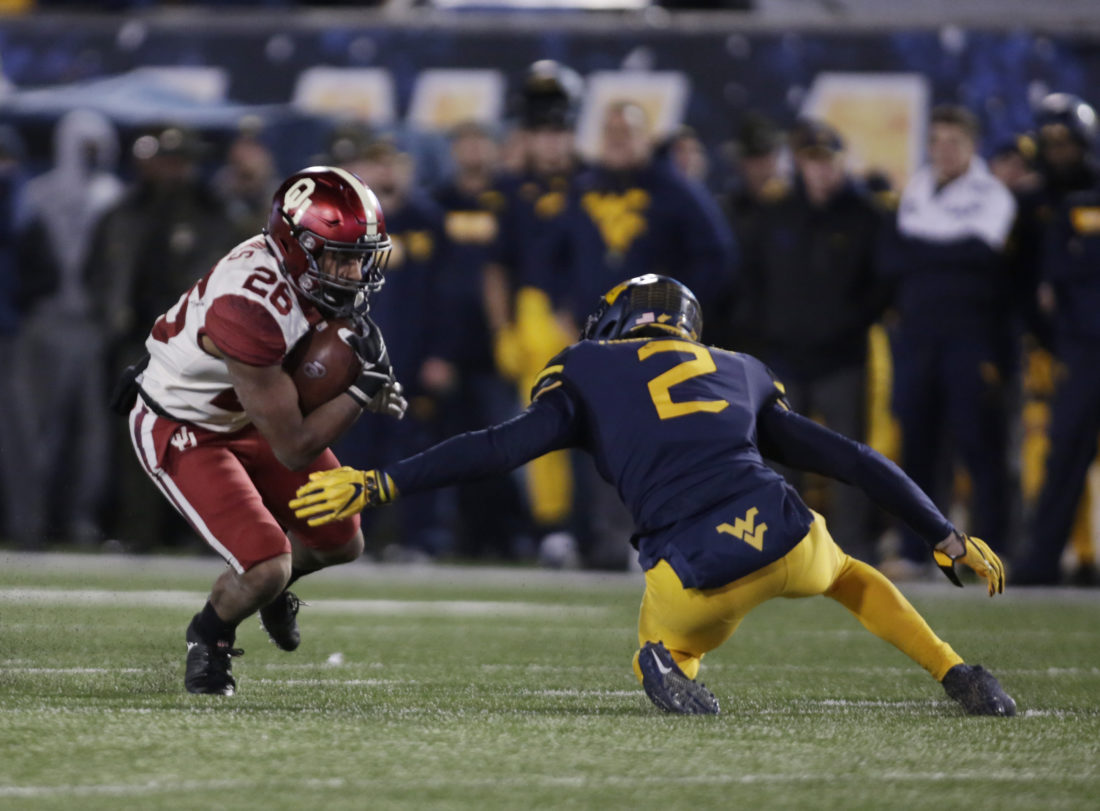 WVU's Big 12 Title Game Hopes Are Eliminated